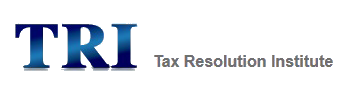 Tax Resolution Institute
